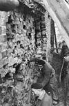 noord schip muur (losgevroren oppervlak) - hoogkerk - 20115189 - rce