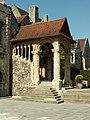 Norman Staircase, Canterbury, Kent - geograph.org.uk - 134663.jpg