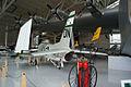 North American FJ-3 Fury Republic F-84F Thunderstreak LRears EASM 4Feb2010 (14404518469).jpg