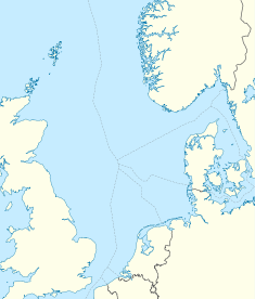 Schiehallion oilfield is located in North Sea