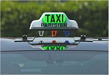 Taxis Parisiens Wikipdia