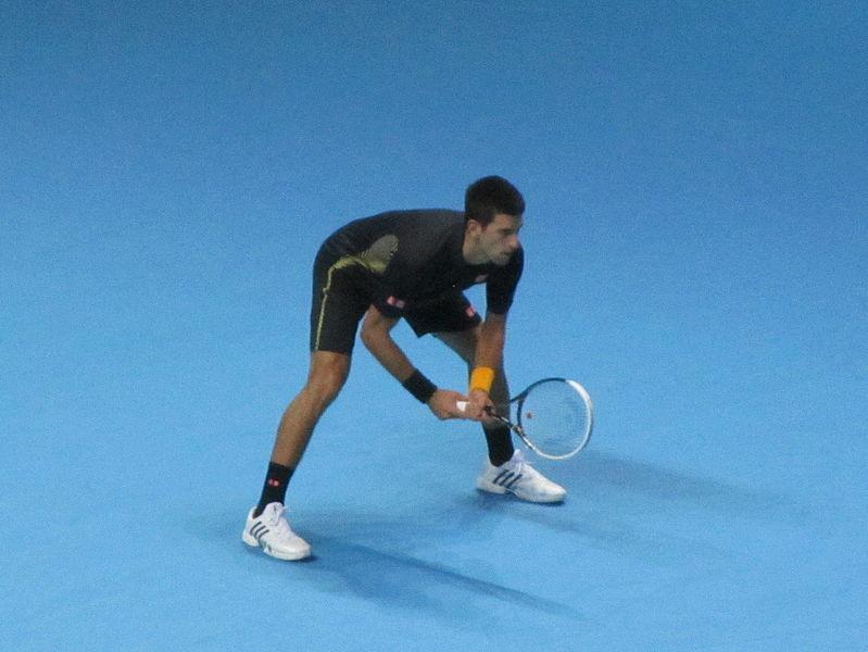 File:Novak Djokovic O2.jpg