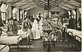 Nurses and soldiers of ward 19, Harefield Hospital, Middlesex.jpg