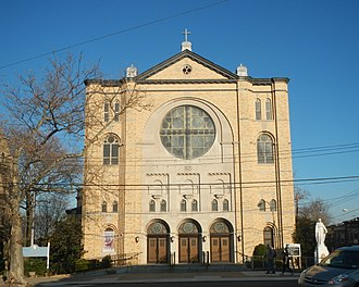 Ridgewood, Queens - Our Lady of the Miraculous Medal Church