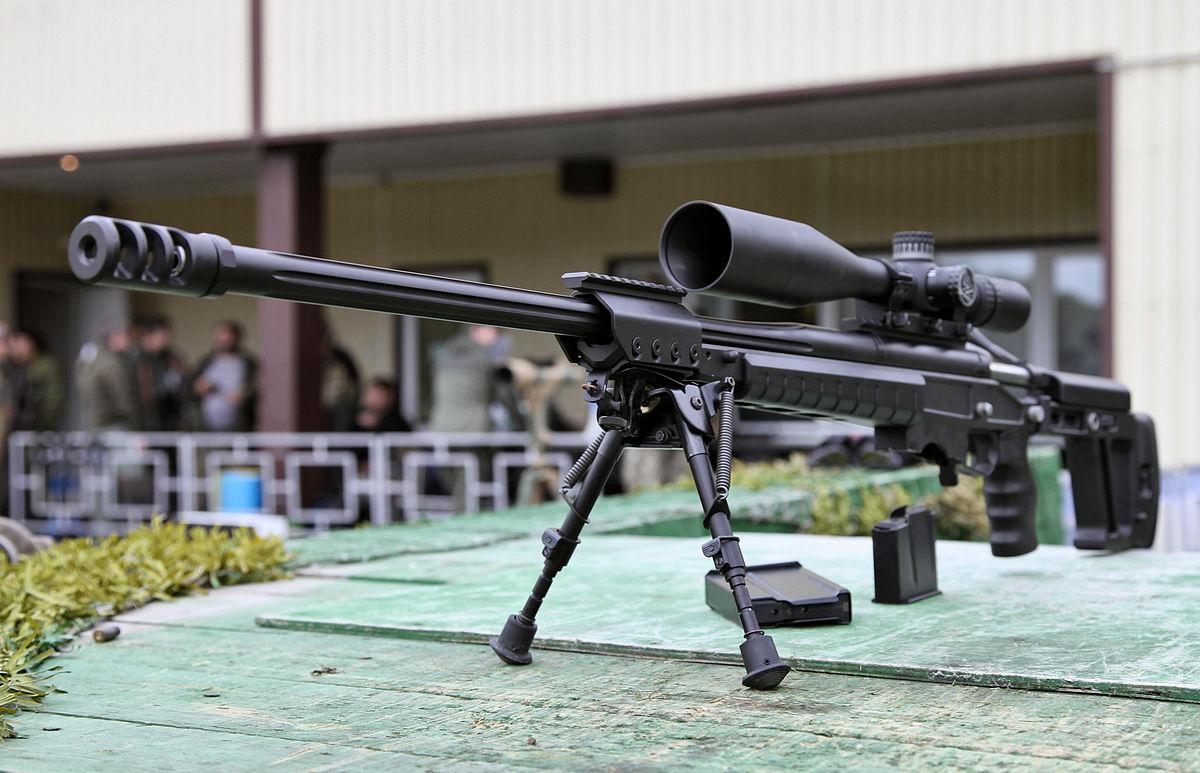 Снайпер ФСБ работает из Orsis Т-5000 по наркодилерам. - YouTube