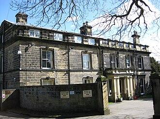 Oakwood, Leeds - Oakwood Hall