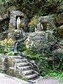Oberharmersbach, Lourdes-Grotte Jedensbach oder Freiburger Grotte 3.jpg