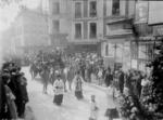 Obsèques d'Eugène Gilbert (aviateur, 20 mai 1918 à Versailles) - (photographie de presse) - (Agence Rol).png