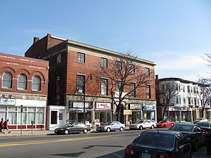 Irving Square Historic District - Odd Fellows Building