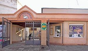 Odessa Zoo - Odessa Zoo, main entrance
