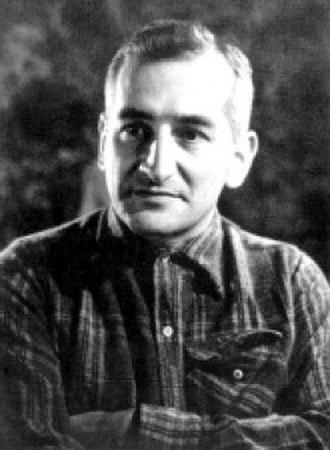 Héctor Germán Oesterheld - Oesterheld in 1957