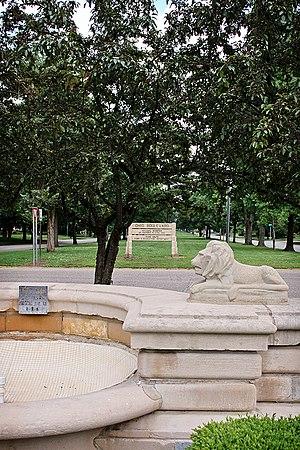 Ohio Boulevard–Deming Park Historic District - Image: Ohio Boulevard Deming Park