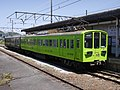 Ohmi Railway 811 Kibukawa 20170604.jpg