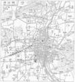 Okayama map circa 1930.PNG
