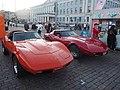 Old American cars at Helsinki Market Square 3.jpg