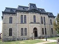 Old Blanco County Courthouse, Blanco, TX IMG 1911.JPG