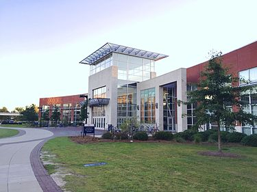 Old Dominion University Student Recreation Center Old Dominion University Student Recreation Center.JPG