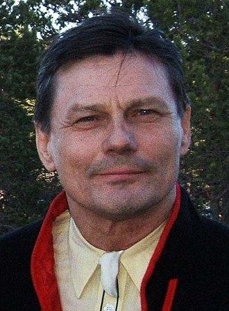Ole Henrik Magga - Ole Henrik Magga