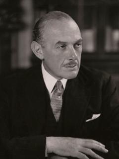 Oliver Lyttelton, 1st Viscount Chandos British politician