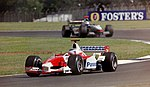Olivier Panis and David Coulthard 2003 Silverstone.jpg