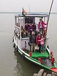On a Sundarbans Boat (16571997796).jpg