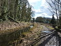 On the towpath, Cromford Canal - geograph.org.uk - 1735895.jpg