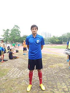 Onur Dogan Turkish and Taiwanese footballer