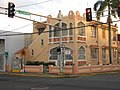 Orange house at intersection of Calle Jordan and Ave Manuel Fernandez Juncos - panoramio.jpg