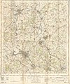 Ordnance Survey One-Inch Sheet 147 Bedford & Luton, Published 1954.jpg