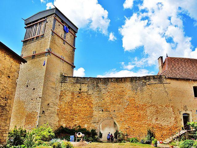 Château d'Oricourt (Замок Орикур)