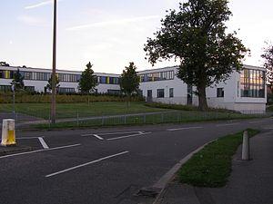 Oriel High School - Image: Oriel High 02