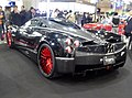 Osaka Auto Messe 2017 (318) - Pagani Huayra with TWS wheel.jpg