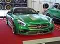 Osaka Auto Messe 2018 (578) - Mercedes-AMG GT (C190) SPORTS LINE BLACK BISON EDITION.jpg