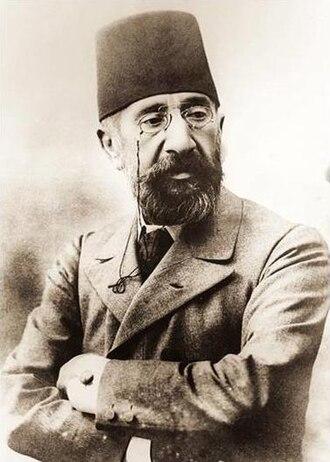 Osman Hamdi Bey - Image: Osman Hamdi Bey