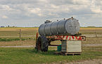 Oude watertank bij uitzichttoren. Locatie, Noarderleech.jpg