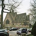 Overzicht van de zuidgevel - Hilversum - 20414439 - RCE.jpg