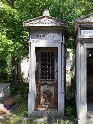 Tomb of Sagot and Courbez