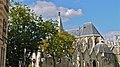 P1090053 France, Paris, l'abside gothique et les charniers de l'église Saint-Séverin, vus de la rue de la Parcheminerie (5629147395).jpg
