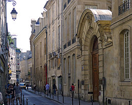 Image illustrative de l'article Rue du Temple