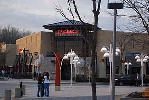 P. F. Chang's China Bistro - A P.F. Chang's China Bistro location in Columbia, Maryland.