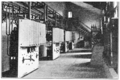 PSM V73 D319 Switchboards of the step up transformers of the niagara power company canada.png