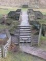 Packhorse Bridge at Slippery Stones - geograph.org.uk - 1572496.jpg