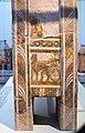 Painting on limestone sarcophagus of religious rituals from Hagia Triada - Heraklion AM - 10.jpg
