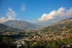Pakistan is full of breathtaking views - Muzafarabad.JPG