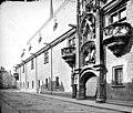 Palais Ducal (ancien) - Façade d'entrée sur rue - Nancy - Médiathèque de l'architecture et du patrimoine - APMH00005282.jpg