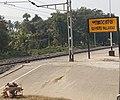 Palla Road railway station IMG 20200219 151700.jpg