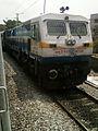 Palnadu Express with WDP-4D Loco at Begumpet.jpg