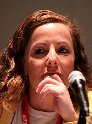 Pam Brady - Brady at the San Diego Comic-Con International in July 2010