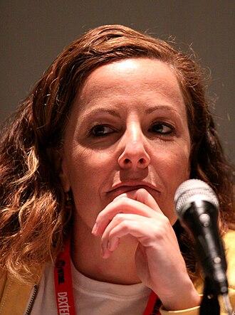 Pam Brady - Brady at the San Diego Comic-Con International in July 2010