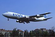 Pan Am Boeing 747-100 Manteufel
